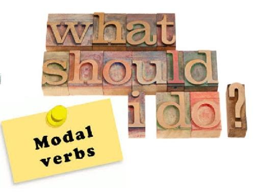 گرامر زبان انگلیسی بخش افعال کمکی، معین (Modal verbs)